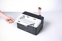 Impressora láser monocromática HL-1212W All in Box