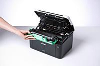 Toner para a Impressora láser monocromática HL-1212W All in Box