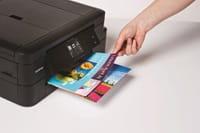 Impressão automática frente e verso