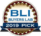 BLI Buyers Lab. 2019 Pick