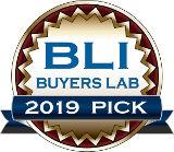 BLI Buyers Lab. 2019 Pick