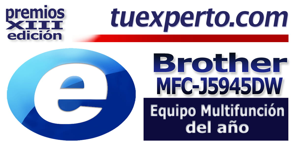 Tuexperto Impressora MFC-J5945DW Brother
