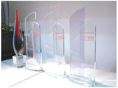 Brother uma das 100 empresas mais inovadoras do mundo