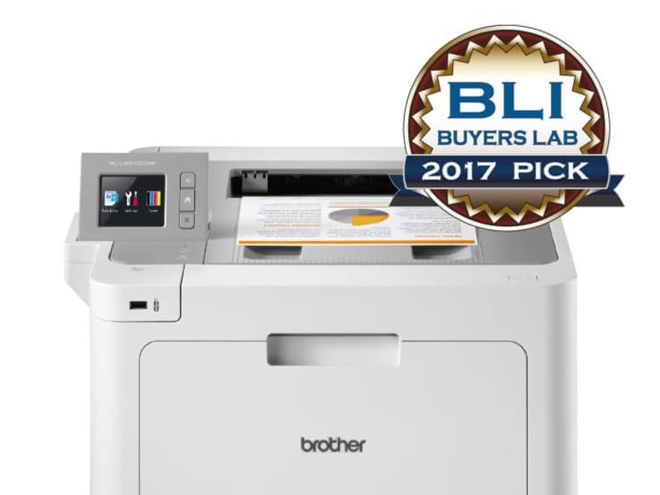 Impressora laser a cor HL-L9310CDW, Brother