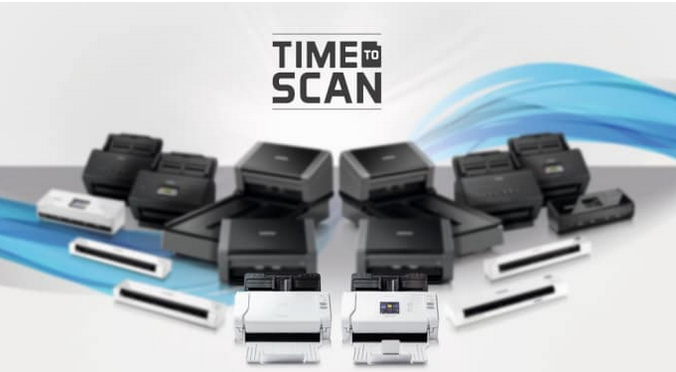 Scanners Brother. Time to Scan