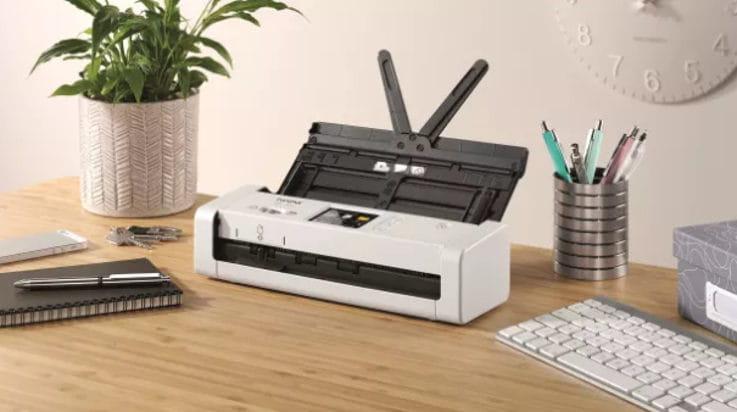 Scanner departamentais ADS-1700W Brother