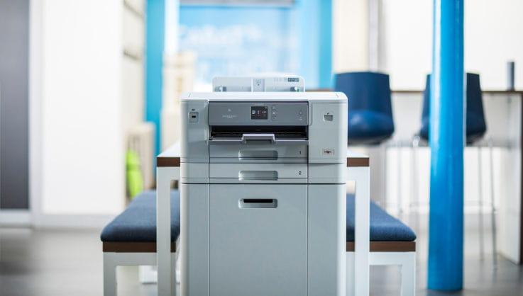 Impressora profissionais de tinta Brother