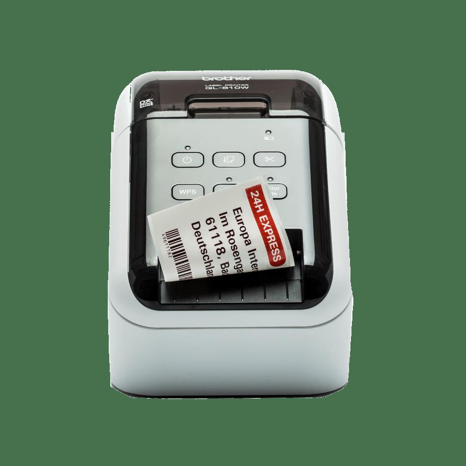 Impressora de etiquetas QL-810W, Brother