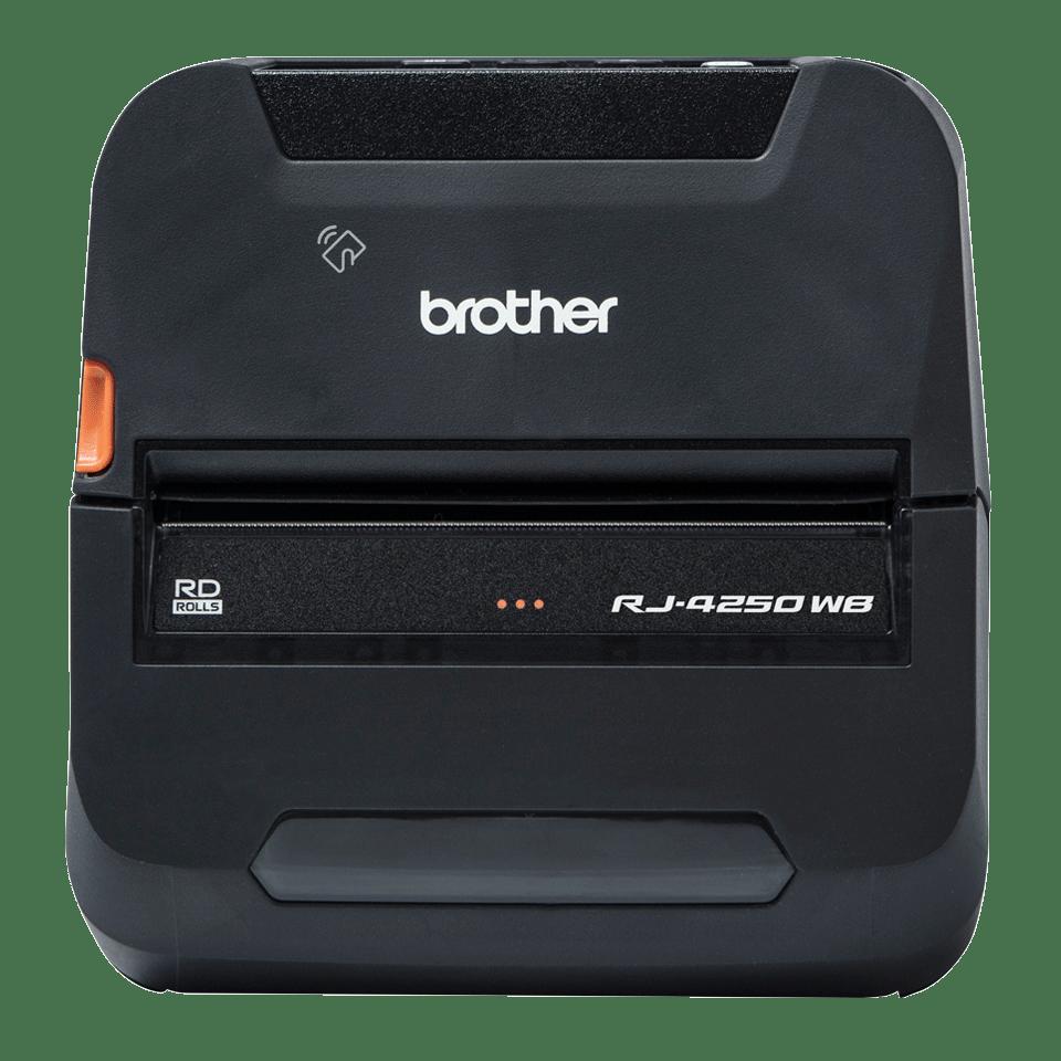 Impressora portátiil RJ-4250WB Brother