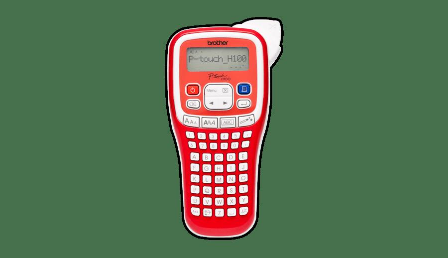 Rotuladora eletrónica PT-H100R, Brother