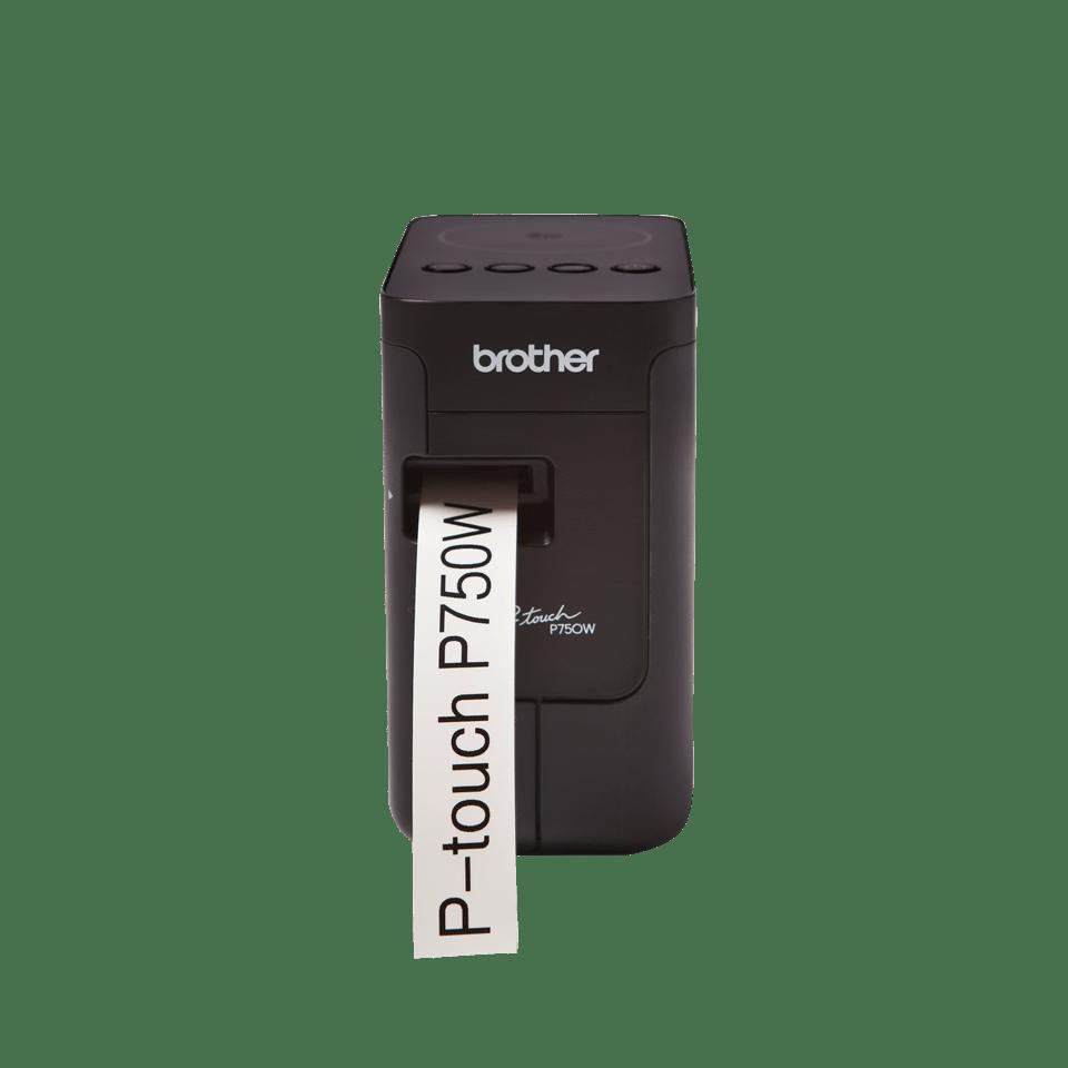Rotuladora eletrónica PT-P750W, Brother