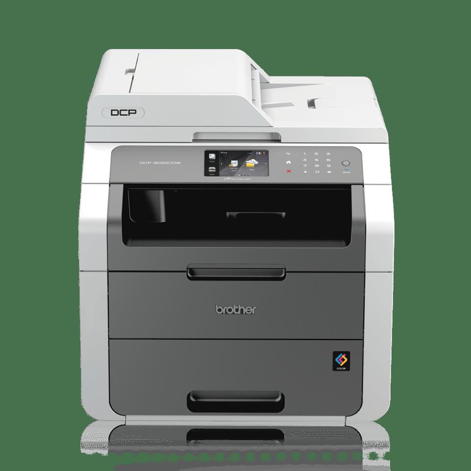 Impressora multifunções laser/LED cores DCP-9020CDW, Brother