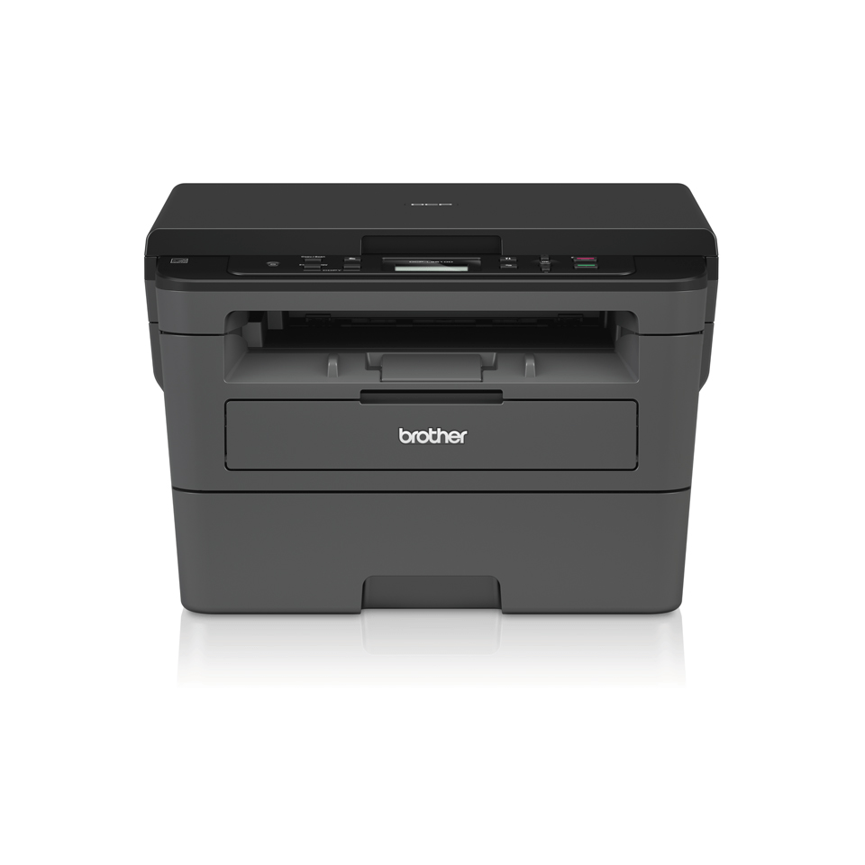 Impressora laser monocromática DCP-L2510D, Brother