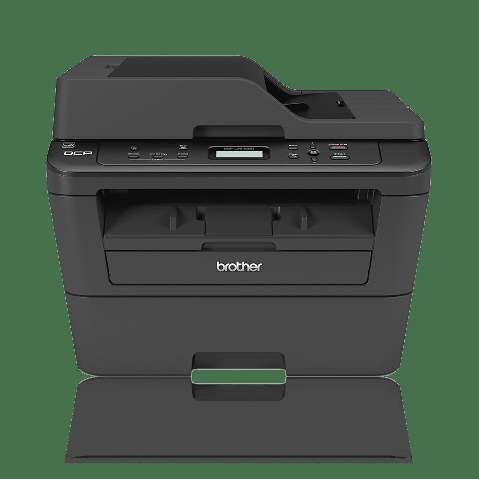 Impressora multifunções laser monocromático DCP-L2540DN, Brother