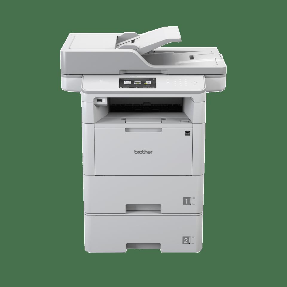 Impressora multifunções laser monocromático DCP-L6600DWT, Brother