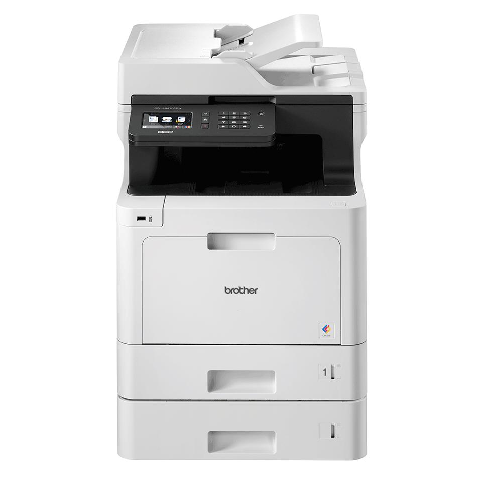 Impressora Multifunções laser a cores profissional  DCP-L8410CDWLT, Brother