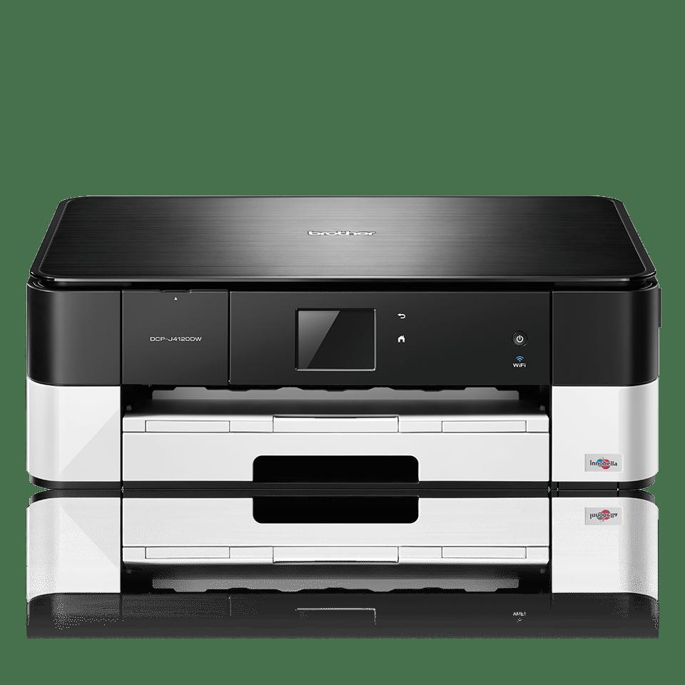 Impressora multifunções de tinta DCP-J4120DW, Brother
