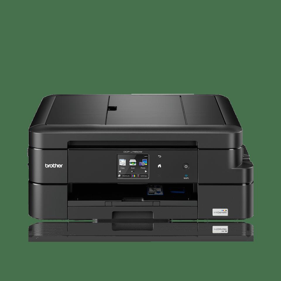 Impressora multifunções tinta DCP-J785DW, Brother