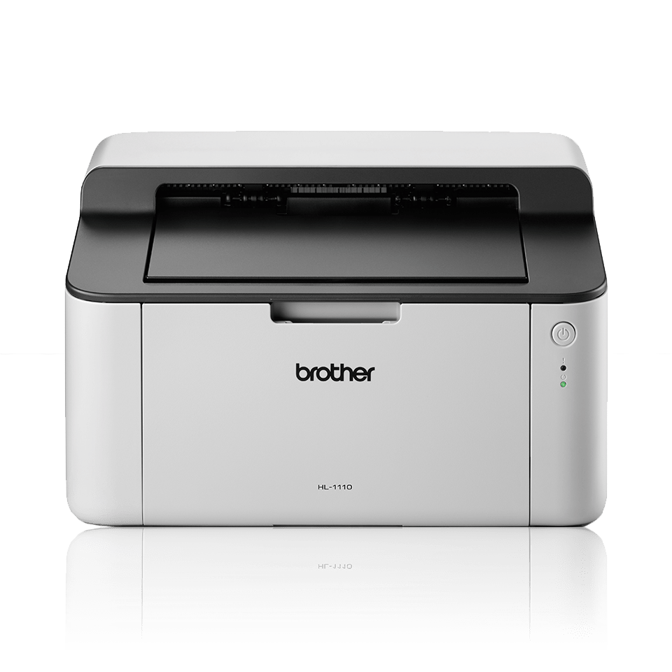 Impressora laser monocromática HL-1110, Brother