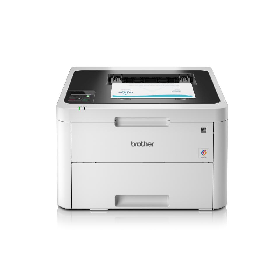 Impressora laser LED cores HLL3230CDW, Brother