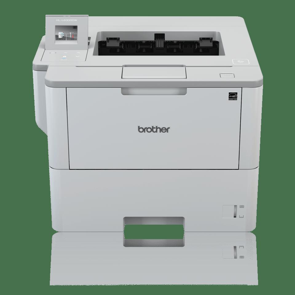 Impressora laser monocromática HL-L6300DW, Brother