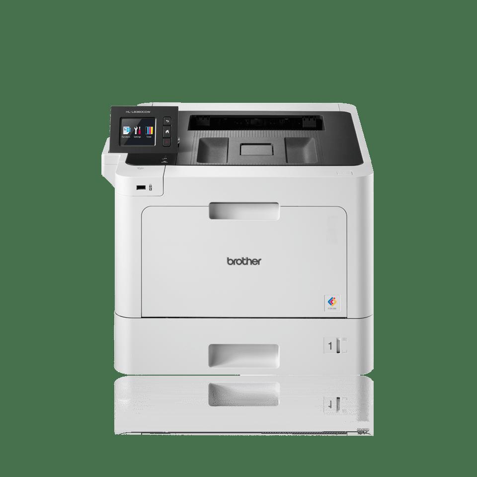 Impressora laser a cores HL-L8360CDW, Brother