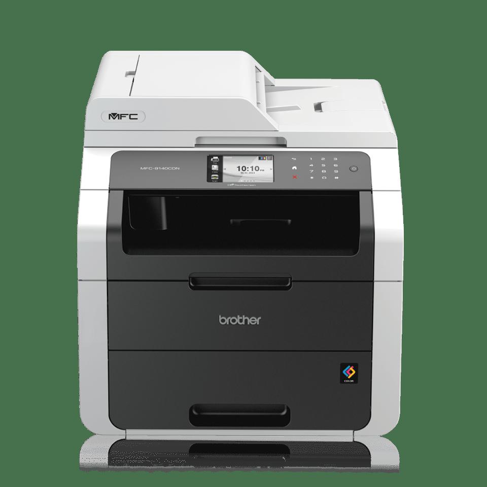 Impressora multifunções laser/LED cores com fax MFC-9140CDN Brother