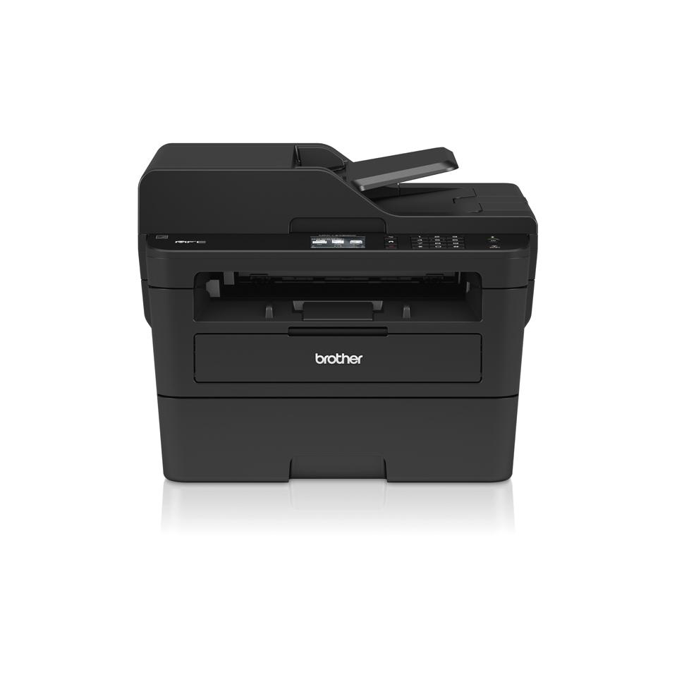 Impressora multifunções laser monocromática MFC-L2730DW, Brother