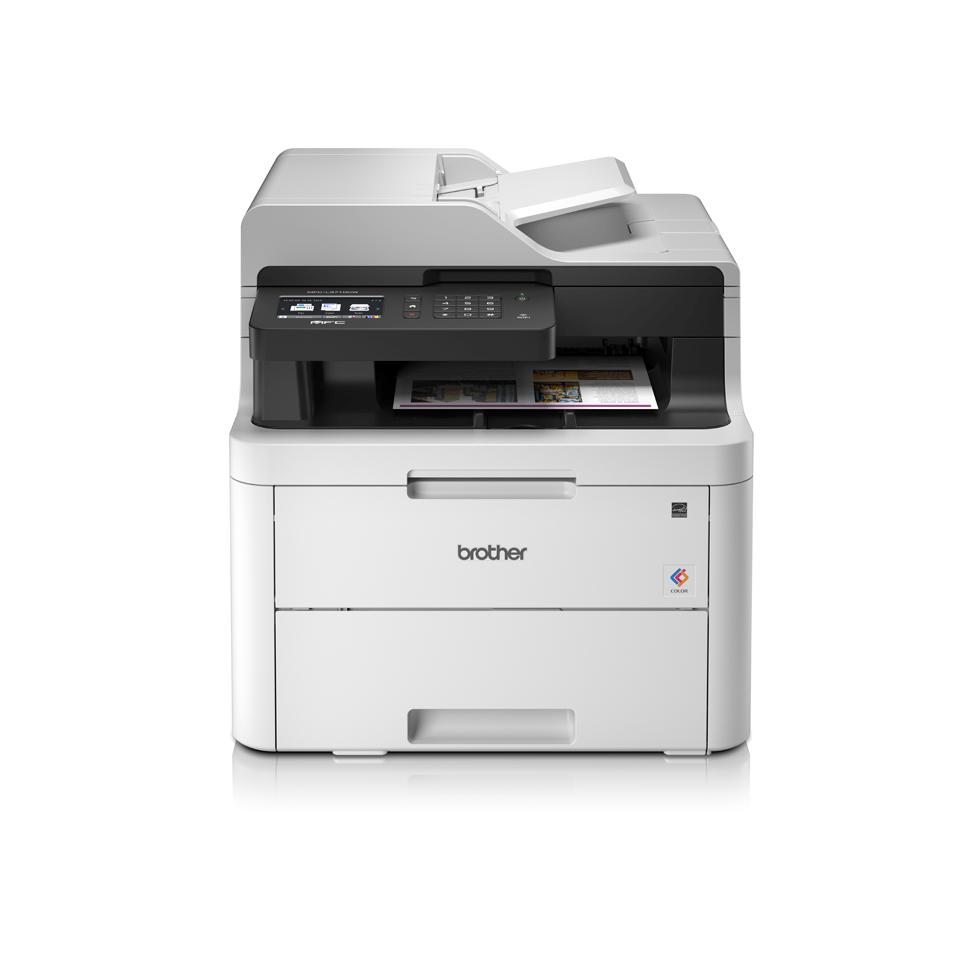 Impressora multifunções laser color MFCL3710CW Brother
