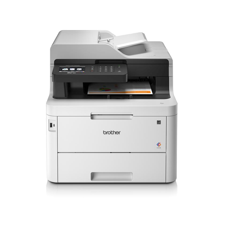 Impressora multifunções laser color MFCL3770CDW Brother