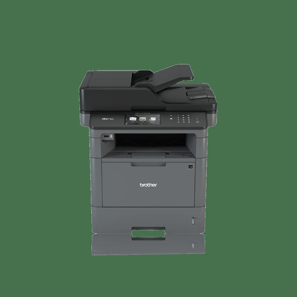 Impressora multifunções laser monocromática MFC-L5750DW, Brother