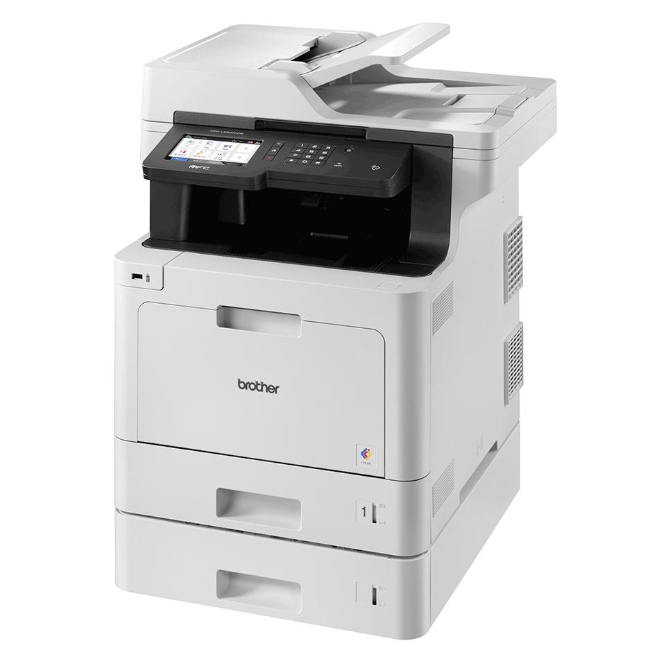 Impressora Multifunções Laser Monocromática MFC-L8900CDWLT, Brother