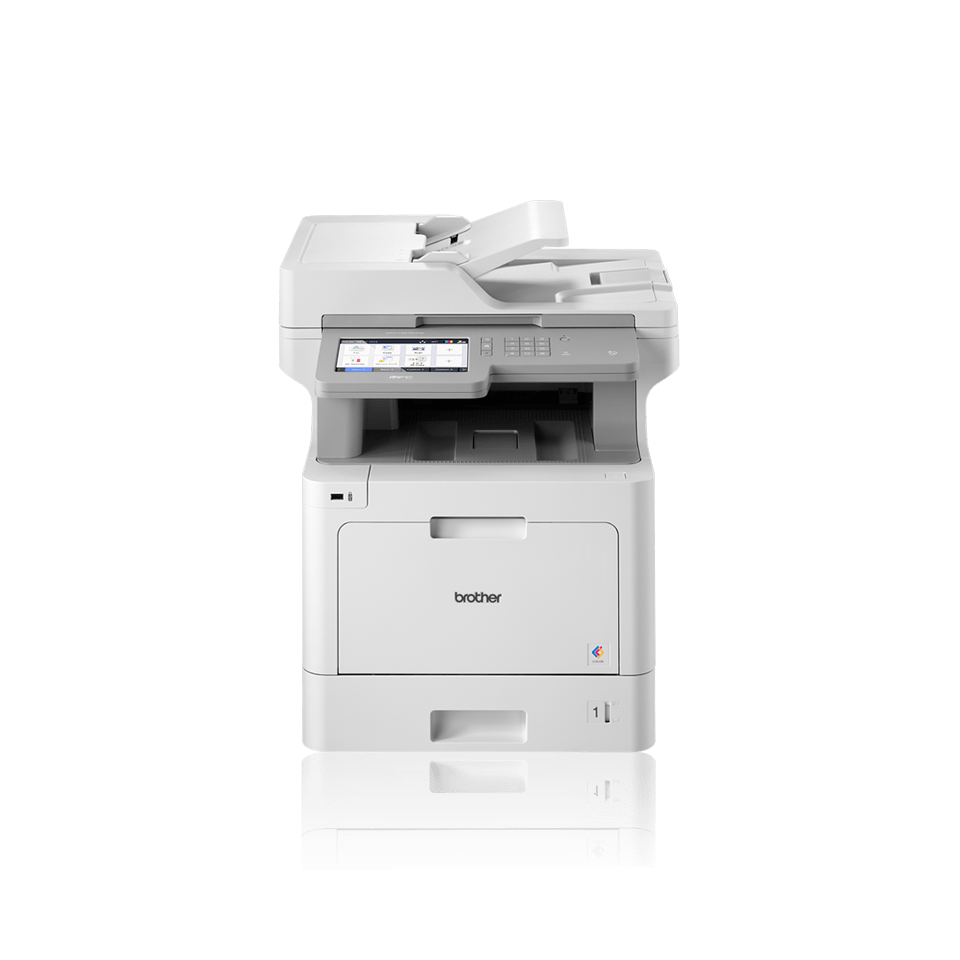 Impressora multifunções laser a cores MFC-L9570CDW, Brother