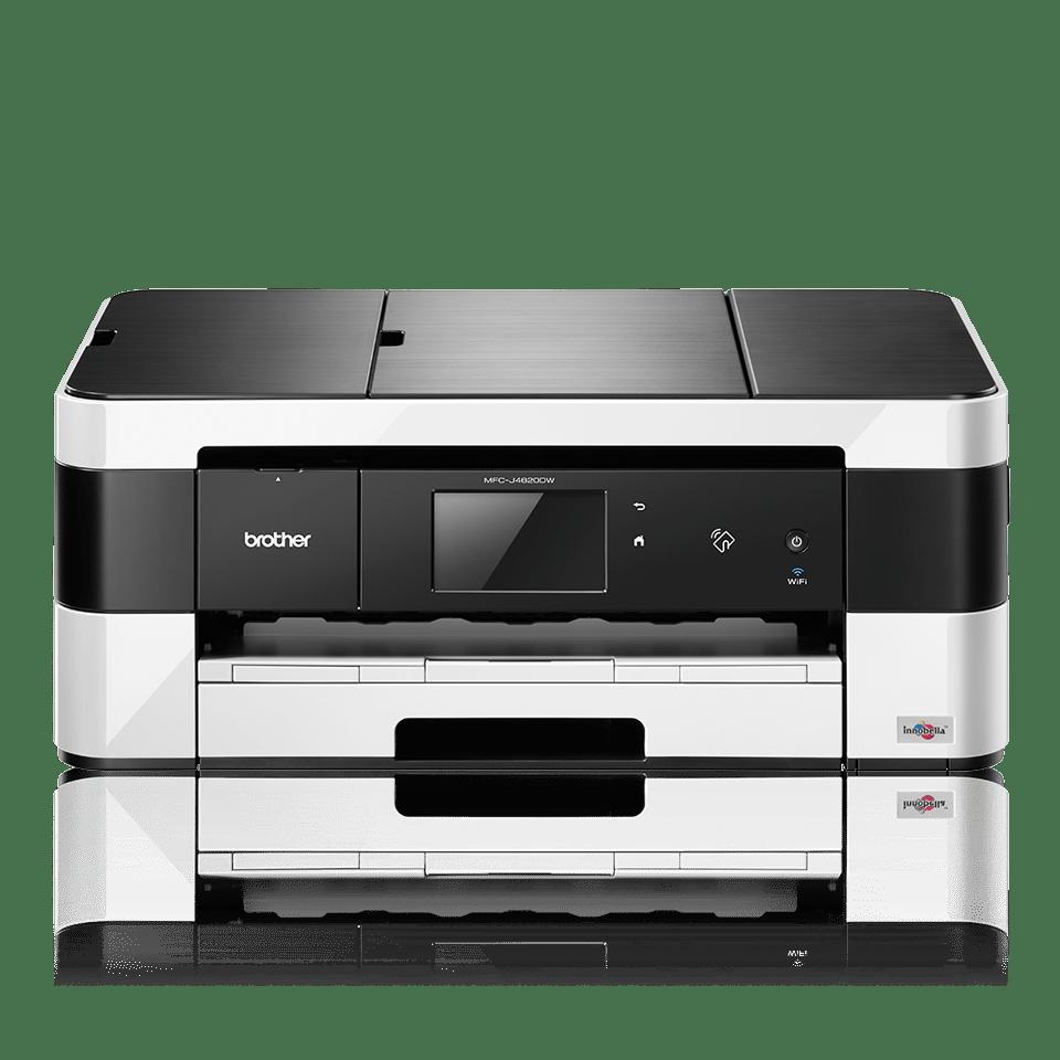 Impressora multifunções de tinta MFC-J4620DW, Brother