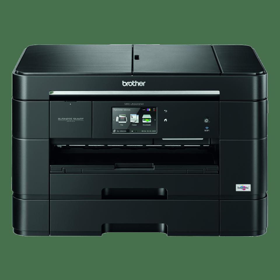 Impressora multifunções de tinta MFC-J5920DW, Brother