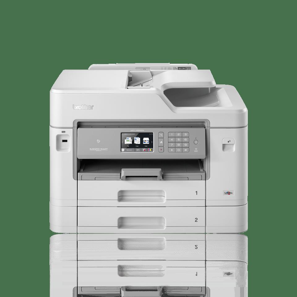 Impressora multifunções de tinta profissional A4 MFC-J5930DW, Brother