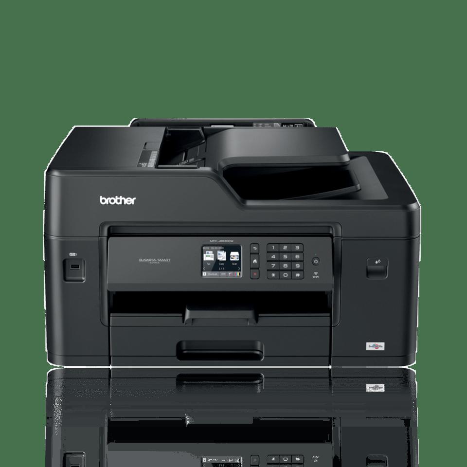 Impressora multifunções de tinta MFC-J6530DW, Brother