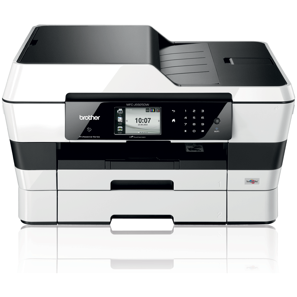 Impressora multifunções de tinta MFC-J6925DW, Brother
