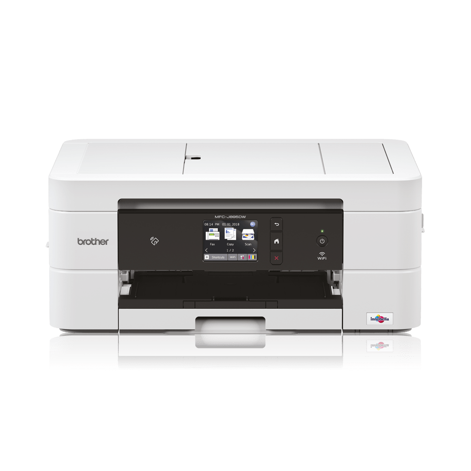 Impressora multifunções de tinta MFC-J895DW Brother