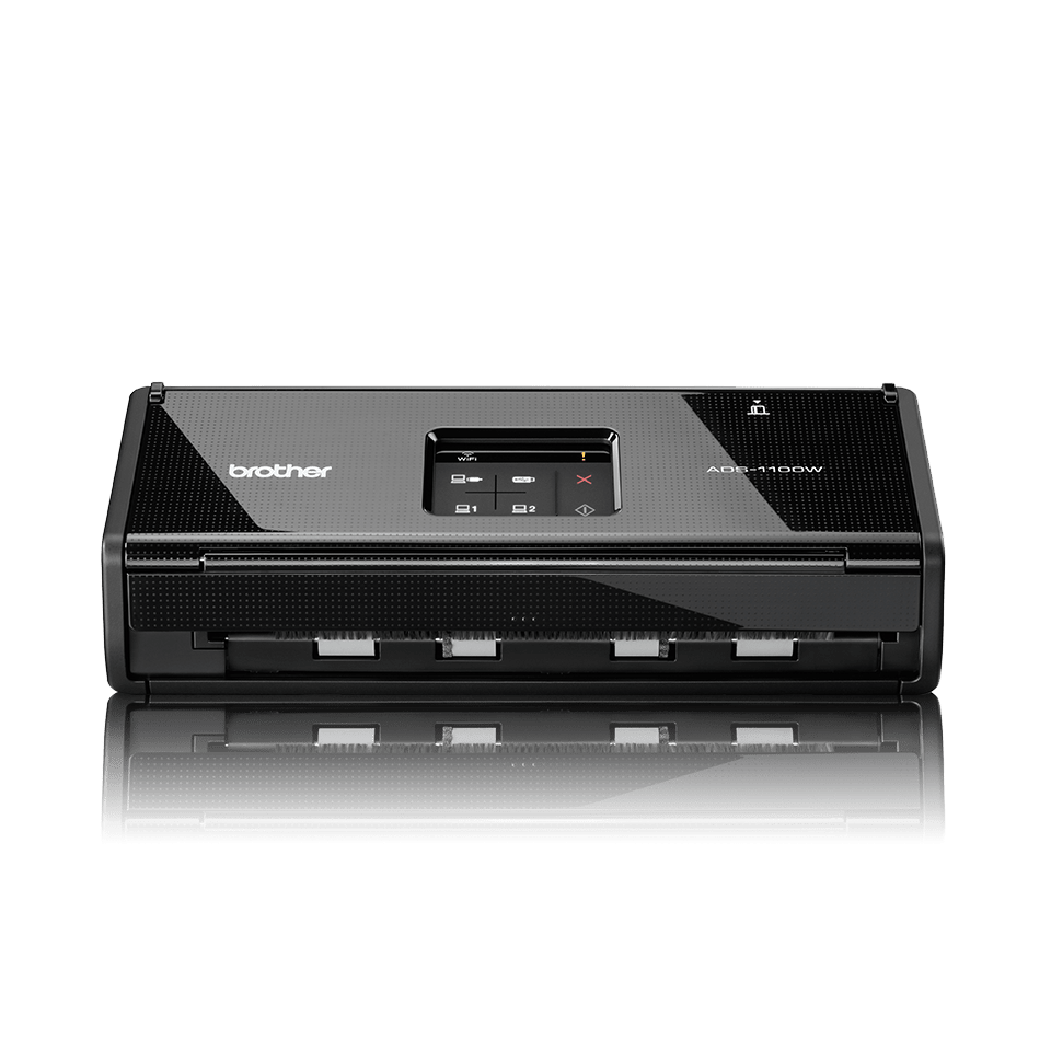 Scanner departamental compacto ADS-1100W Brother