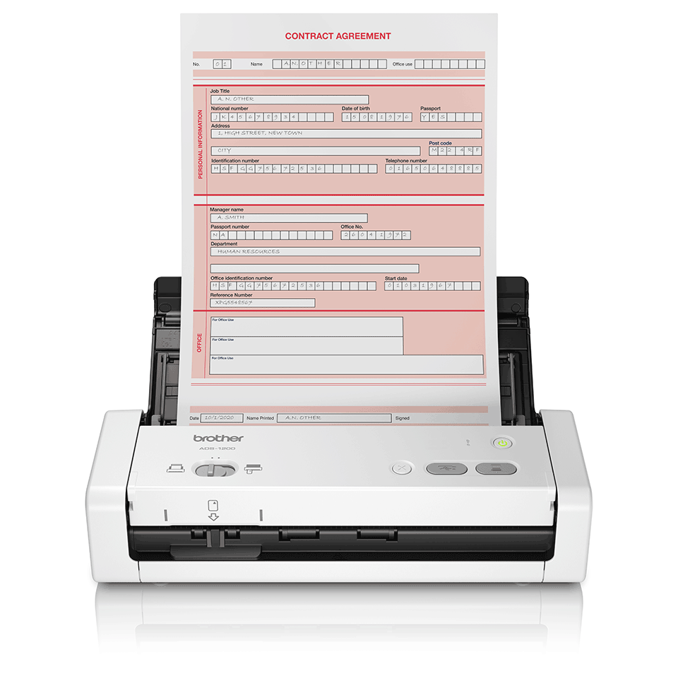 Scanner compacto ADS-1200 Brother