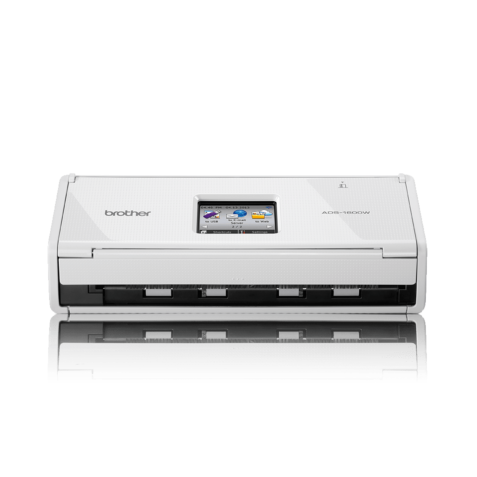 Scanner departamental compacto ADS-1600W, Brother