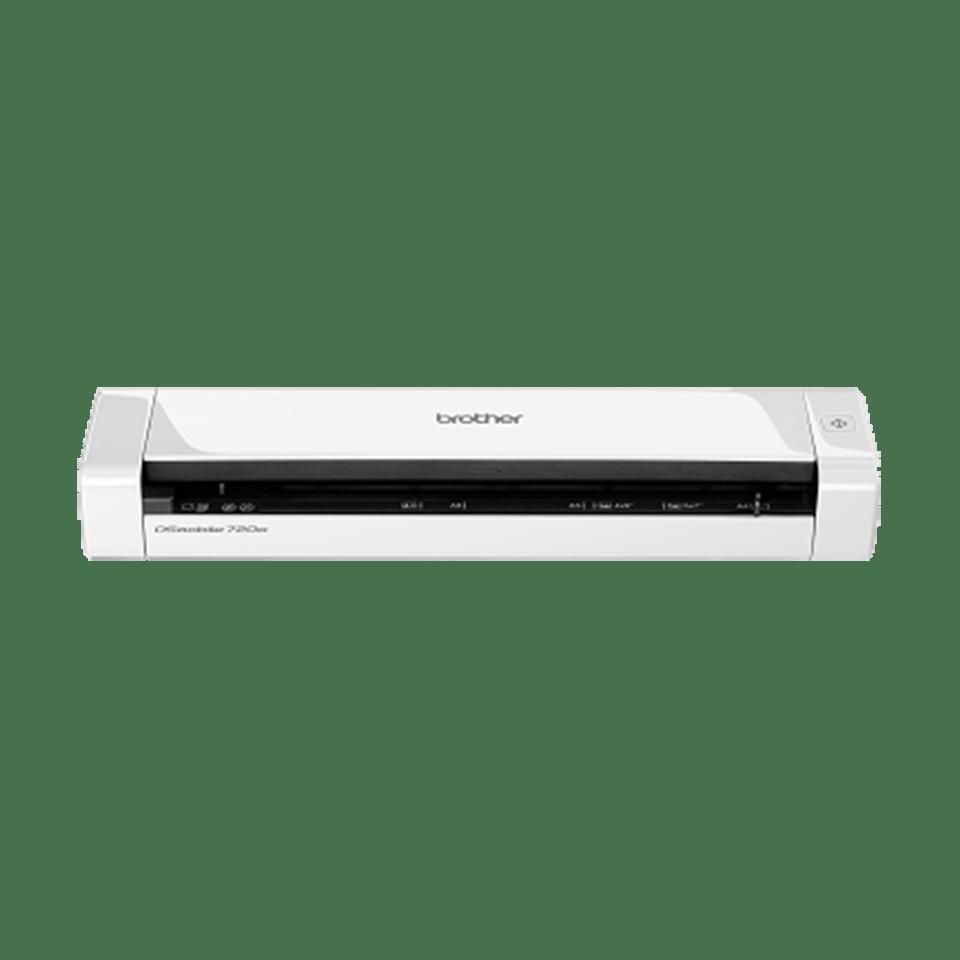 Scanner portátil DS-720D, Brother