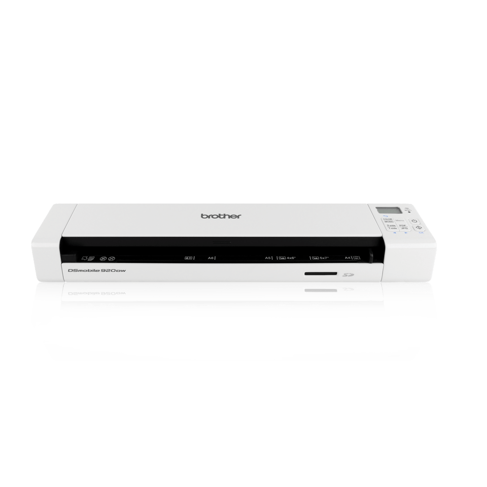 Scanner portátil DS-920DW, Brother