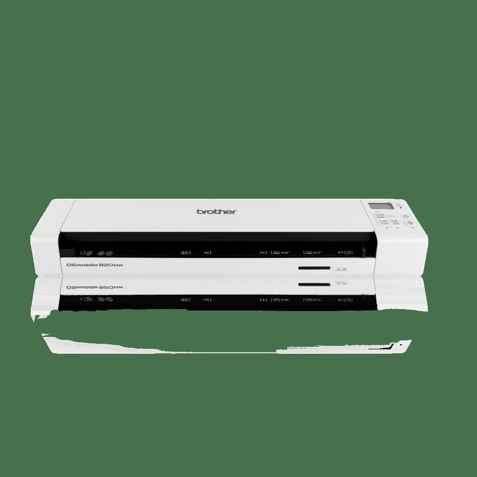 Scanner portátil DS-920DW, Brother