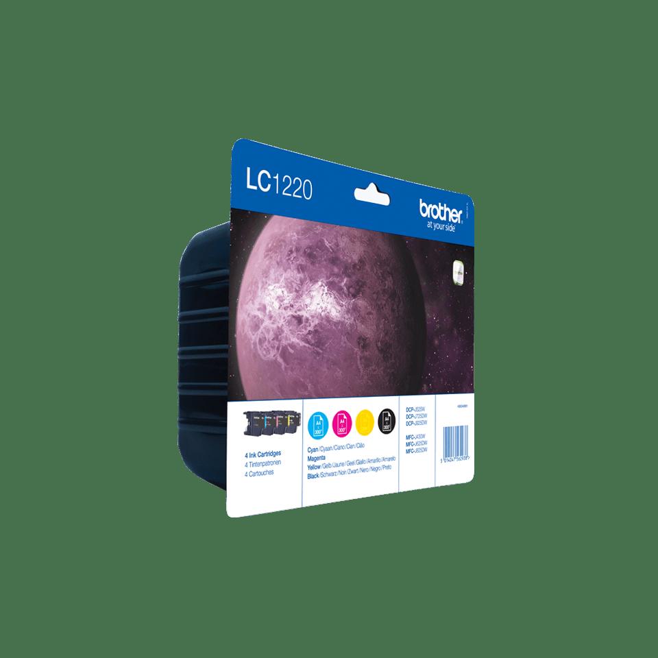 LC1220 Pack 4 tinteiros