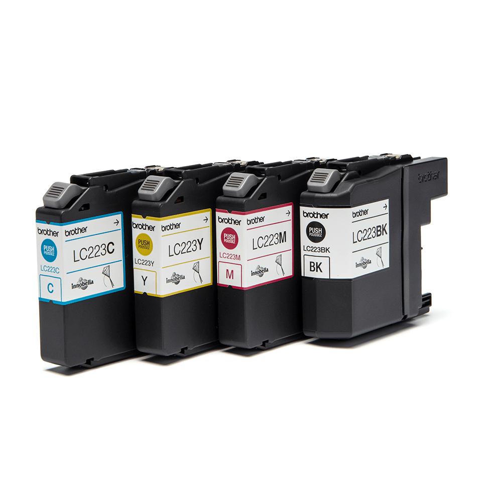 LC223 Pack 4 tinteiros
