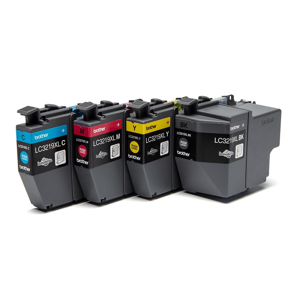 LC3219XL Pack 4 tinteiros 2
