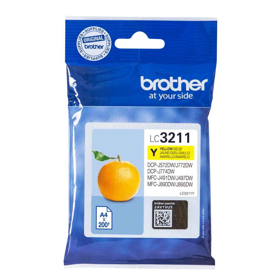 LC3211 Amarelo