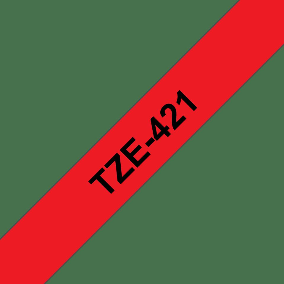 Fita laminada TZe421 Brother